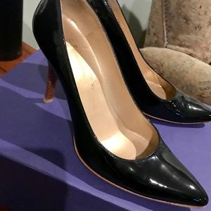 Stuart Weitzman Pumps with Wooden heel